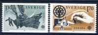 ##D1119. Sweden 1979. EUROPE/CEPT. Michel 1058-59. MNH(**) - Sweden