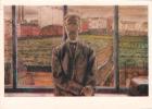 19694 Tableau Peinture. MB ?? (1875-1957). - Russie