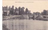 19695 Tinteniac , La Canal D´ile Et Rance . 2950 Mary Rousseliere. Lavandiere Ecluse - France
