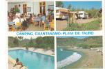 19699 Camping Guantanamo, Playa De Tauro Gran Canaria. Foca
