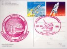 ★US - MISSION 61A - US / GERMAN SPACELAB MISSION (6416) - FDC & Conmemorativos