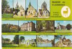 19709 OISE Touristique * * Le Massif De Clermont  Foret D'hez Froidmont. Mage- Angy Agnetz Auvillers Ansacq Mouy