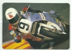 1991 Pocket Poche Bolsillo Calender Calandrier Calendario  Motorbikes Motorcycles Motos Races - Calendars
