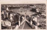 Cp , 79 , NIORT , La Place Chanzy Et Le Quartier Duguesclin - Niort