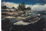 19710 Reunion Le Port Saint Gilles St. 8039 Iris Barque Pecheur