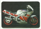 1993 Pocket Poche Bolsillo Calender Calandrier Calendario  Motorbikes Motorcycles Motos Yamaha - Big : 1991-00