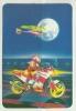 1995 Pocket Poche Bolsillo Calender Calandrier Calendario  Motorbikes Motorcycles Motos - Calendars