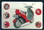 1997 Pocket Poche Bolsillo Calender Calandrier Calendario  Motorbikes Motorcycles Motos - Calendars