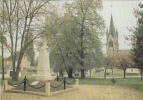 19714 Gueux Marne. éd Promo Champagne Reims- Monument Aux Morts , Eglise - France