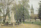 19714 Gueux Marne. éd Promo Champagne Reims- Monument Aux Morts , Eglise