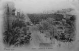 Tunis : Avenue De La Marine - Tunisie