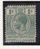 King George V - British Honduras (...-1970)
