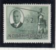 King George VI - 1950 - Nordborneo (...-1963)