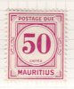 Postage Due Stamps - Mauritius (...-1967)