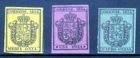 Spagna Servizi 1854 MH - Lot. 192 - Servizi