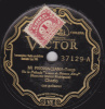 78 Tours - Victor 37129 - Charlo - MI PROVINCIANA Tango - EL ROSAL Cancion - 78 Rpm - Schellackplatten