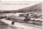 ALLIANCE SANTI QUARANTA (SARANDA ALBANIE) 41 VUE GENERALE A PANORAMA 1918 - Albanie