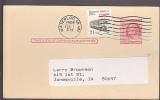 Postal Card - B. Franklin - Waterloo, IA - Cedar Valley Stamp Club - Postal Stationery