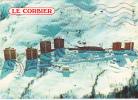 19724 Vue Aerienne Station Corbier. éd Claude Scemama, Photographe.