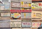 19729 La Route Du Patois. , Région Nord Pas De Calais. éd Mage