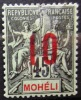 MOHELI        N° 21       NEUF*