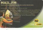 MICRONESIA - Mail.fm, FSM Tel Prepaid Card $10, Used - Micronesia