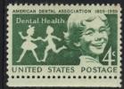Etats-Unis D´Amérique - Yvert & Tellier N°674 ** 1959 - Centenaire De L´Association Dentaire Américaine - United States