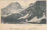 D72- Valle Di Cadore - Cadore - Monte Antelao - Ghiacciaio - F.p. Vg. 1902 - Belluno
