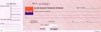 TCHAD CHAD CIAD TJAAD 1999-2001 MOUNDOU SGTB TCHADIENNE DE BANQUE CHEQUE CHECK ASSEGNO SCHECK - Tchad