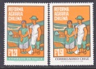 Chile 368  C 281    *  FARMING  REFORM - Chile
