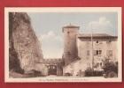 P0253 La Porte Du Scex,St-Maurice,petite Animation,Valais Pittoresque.Non Circulé. No 119 - VS Valais