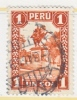 Peru  317  (o)  MONUMENT - Peru