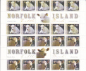 Norfolk Island-2008 Cattle Set 4 Gutter Strips MNH - Norfolk Island
