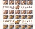 Norfolk Island-2009 Catle Set 4 Gutter Strips MNH - Norfolk Island