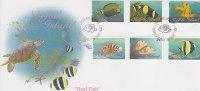 Norfolk Island 1998 Reef Fish FDC June 98 - Norfolk Island