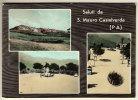 S. MAURO CASTELVERDE (PA) VEDUTINE SALUTI 1972 - Palermo
