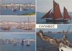 Camaret - Animation Du Port Lors D´un Rassemblement De Vieilles Coques (1984), Ref 1201-190 - Camaret-sur-Mer
