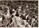 CHEILLY-les-MARANGES (Saone-et-Loire) - La Place  EN AVION AU-DESSUS DE ... - France
