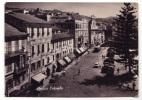 SAN REMO IMPERIA PIAZZA COLOMBO F/G LUCIDO VIAGGIATA 1956 - San Remo