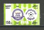 Egypt 2004 ( FIFA - ( F'ed'eration Internationale De Football Association ), Cent. ) - MNH (**) - Zonder Classificatie