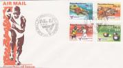 Papua New Guinea-1982 Anpex FDC - Papouasie-Nouvelle-Guinée