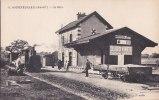 ¤¤  -   11   -   AIGREFEUILLE   -   La Gare   -   Chemin De Fer  -   Train , Locomotive    -  ¤¤ - Aigrefeuille-sur-Maine