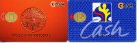 C.1995 SWEDEN  2 CASH Bankcards Sparbanken +ForeningsSparbanken - Krediet Kaarten (vervaldatum Min. 10 Jaar)