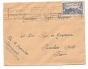 Normandie, Timbre + Cachet Voyage Inaugural Mai 1935 - 1921-1960: Modern Tijdperk