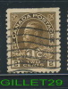 CANADA STAMP - WAR TAX STAMPS - No MR4, 0.02 + 0,011 Cents, BBROWN, 1916 - USED - - 1911-1935 Reign Of George V