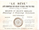 Automobile/Jantes/Pneus/L     E  Rêve/vers 1905          VP1012 - Non Classificati