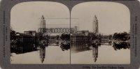 Asie. Japon - Tokyo - Asakusa. Photo Originale 1903. - Format : 17,8 Cm Environ Par 8,9Cm Env. (Voir Scan Recto-verso). - Tokyo