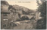 Cpa Thiers - Pont De Seychalles . - Thiers