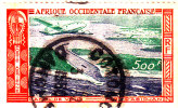 Afrique Occidentale Francaise- Air Mail - Aerei
