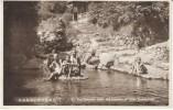Nasu Japan, Hot Springs, Bathers Natural Springs, C1900s/10s Vintage Postcard - Japan